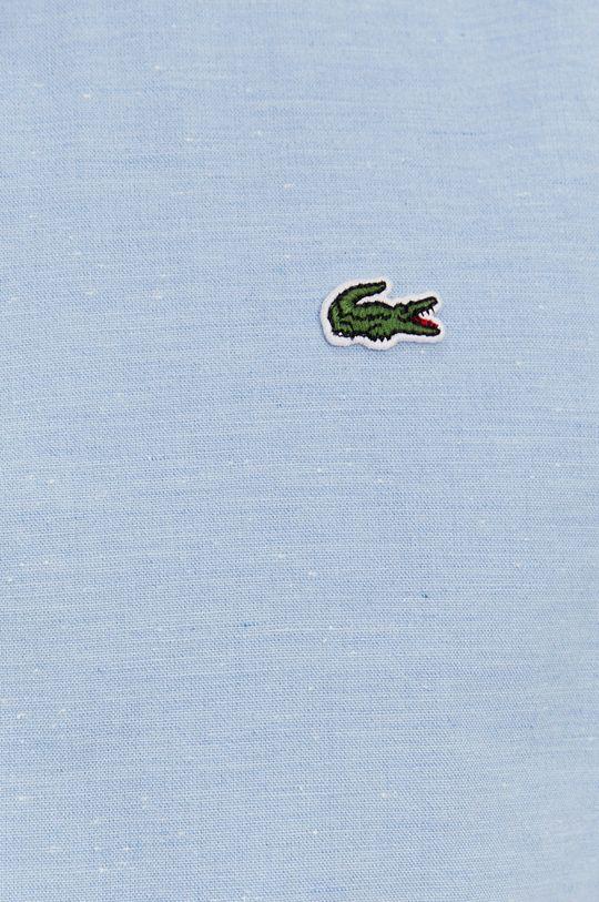 Lacoste - Koszula jasny niebieski