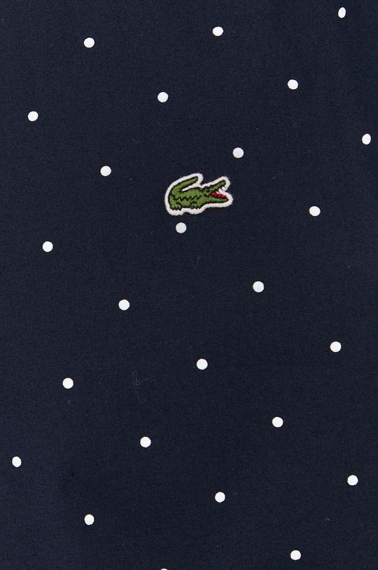 Lacoste - Koszula bawełniana granatowy