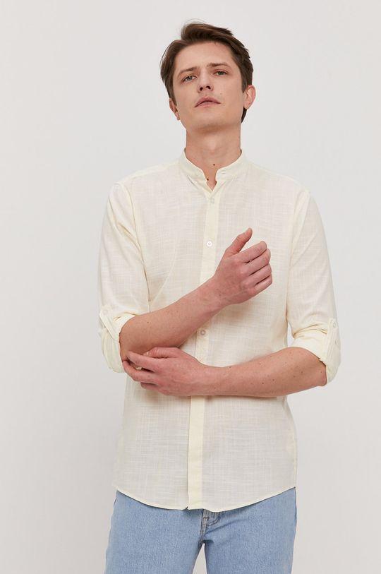 Strellson - Bavlnená košeľa Pánsky