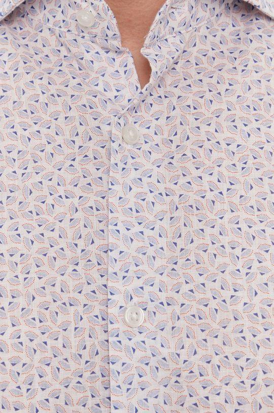 Strellson - Koszula bawełniana blady niebieski