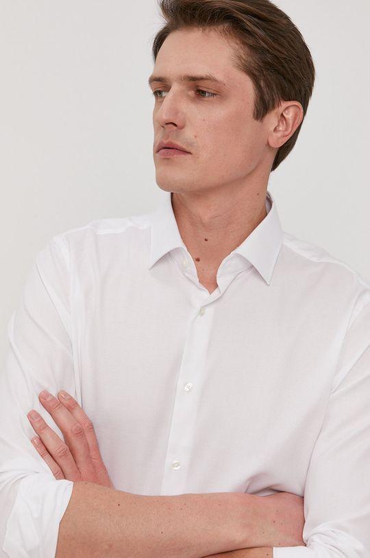 biela Strellson - Košeľa Pánsky