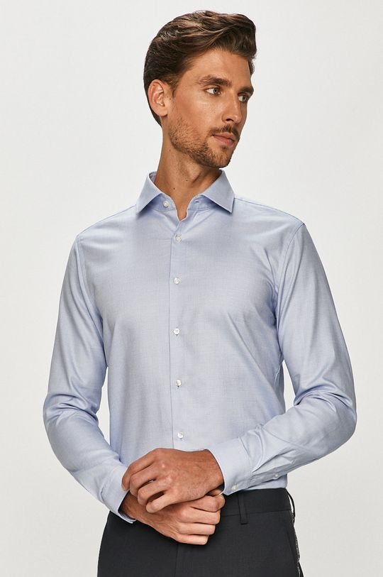niebieski Strellson - Koszula Męski