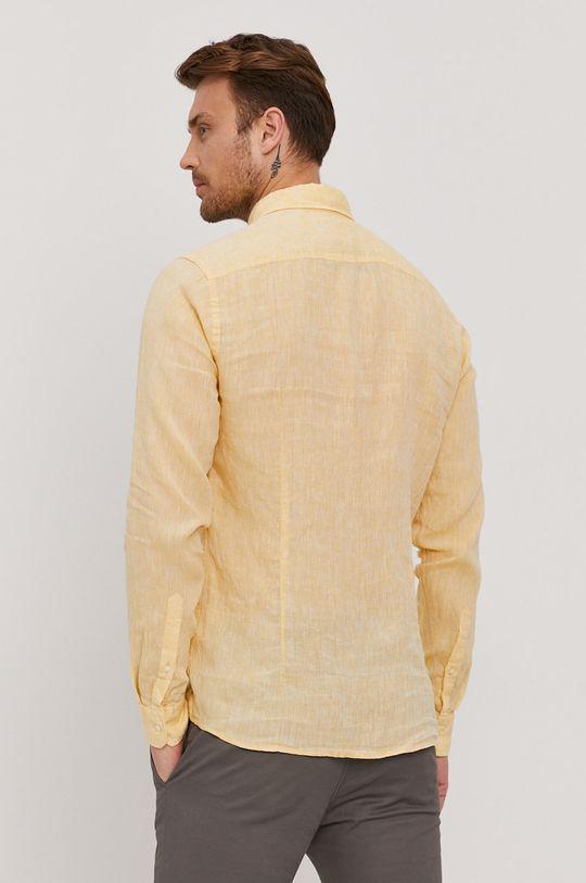 žltá Strellson - Košeľa