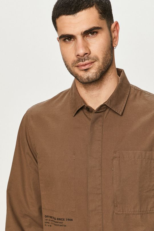 Vans - Bavlněná košile