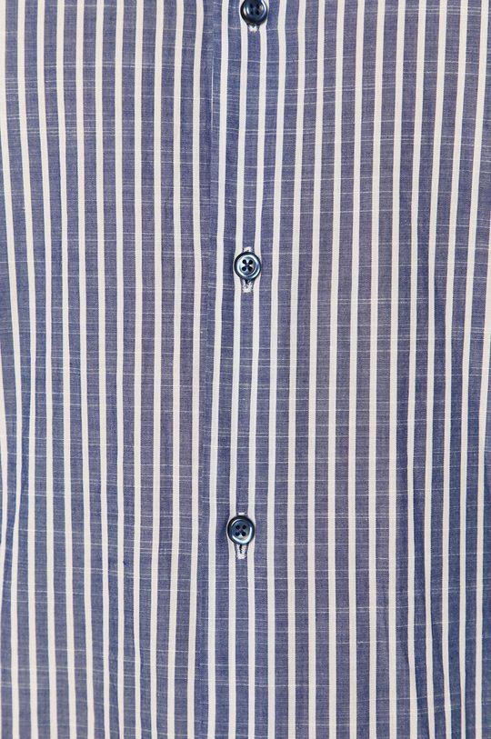 Joop! - Koszula bawełniana niebieski