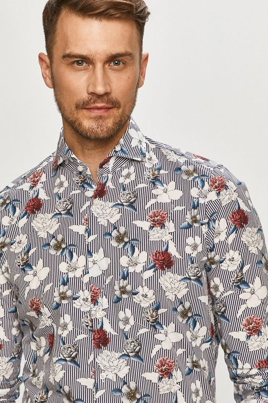 multicolor Joop! - Koszula bawełniana Męski
