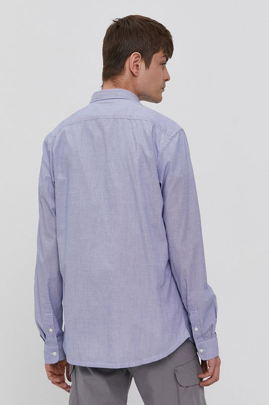 modrá Napapijri - Bavlněné tričko