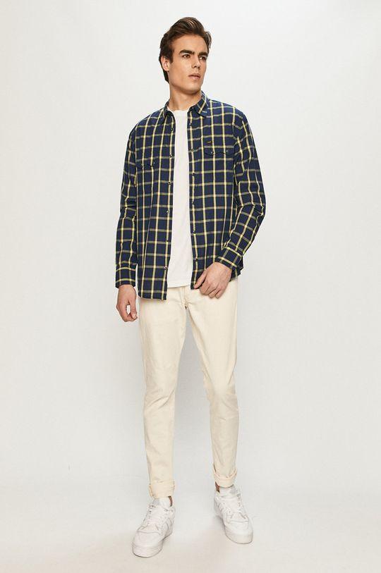 Lee - Koszula 100 % Bawełna
