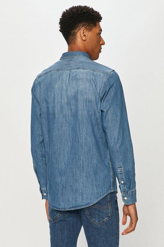 niebieski Lee - Koszula bawełniana