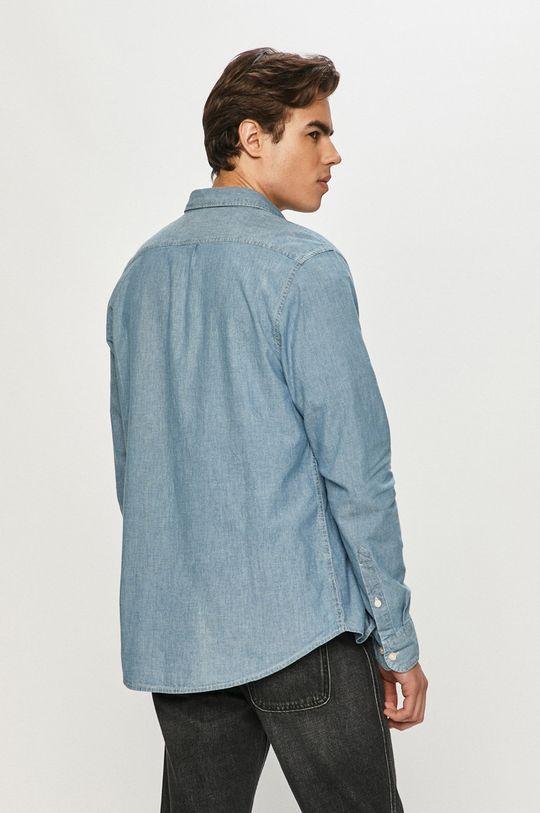 jasny niebieski Lee - Koszula bawełniana