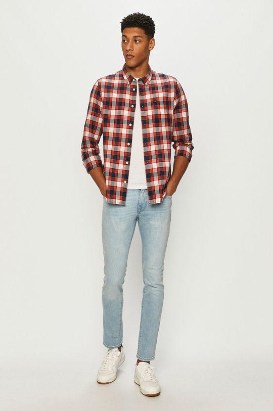 Lee - Bavlněné tričko  100% Organická bavlna