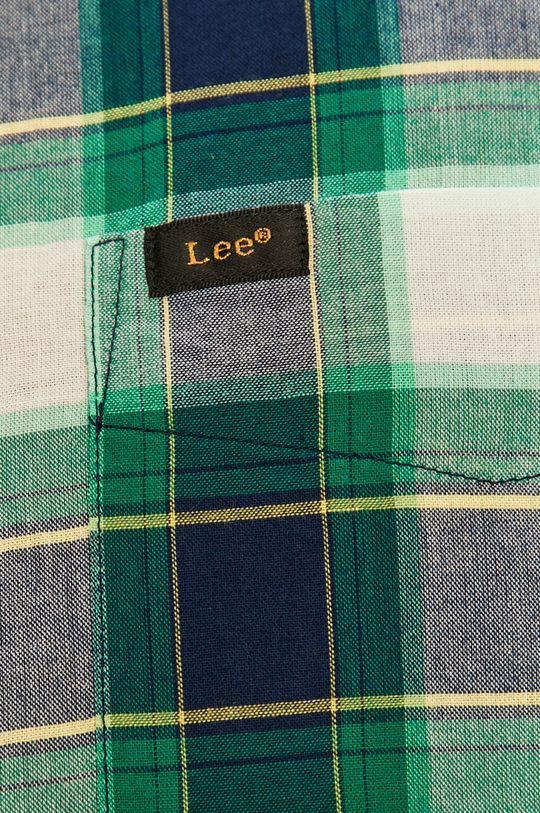 Lee - Bavlněné tričko zelená