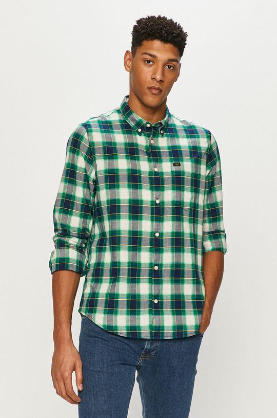 Lee - Bavlněné tričko Pánský