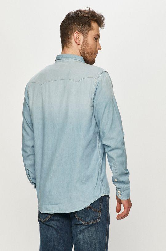 blady niebieski Lee - Koszula jeansowa