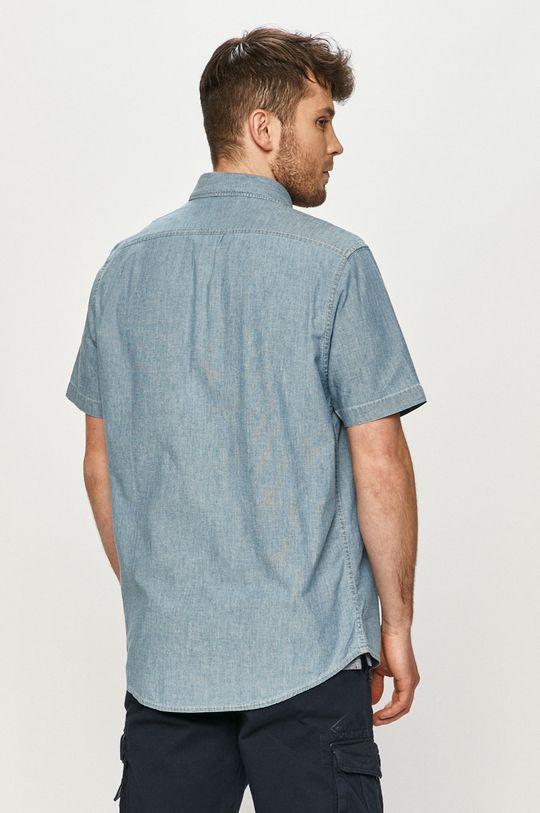 světle modrá Lee - Bavlněné tričko