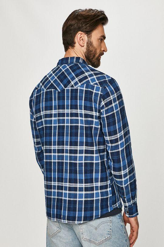 modrá Wrangler - Bavlněná košile