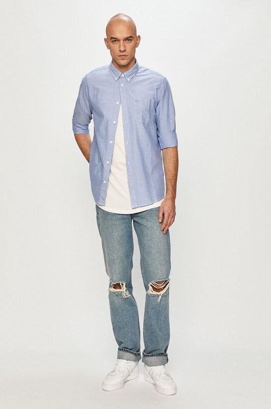Wrangler - Koszula bawełniana 100 % Bawełna