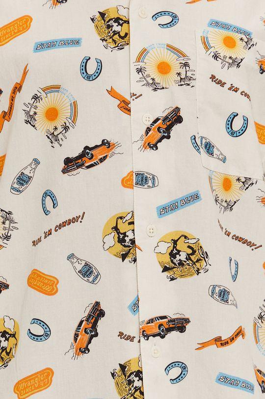 Wrangler - Koszula pszeniczny