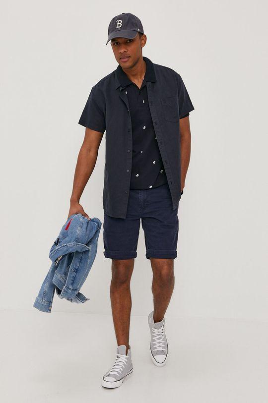 Wrangler - Košile  45% Bavlna, 55% Len