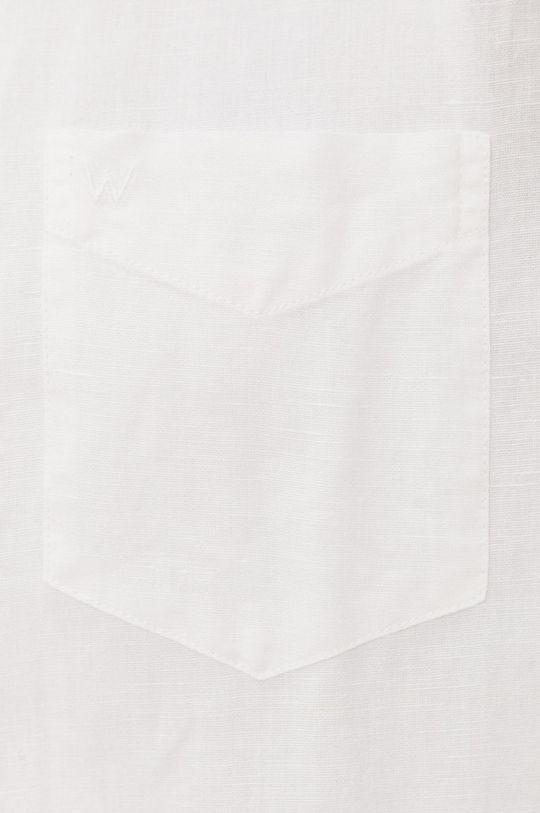 Wrangler - Koszula biały