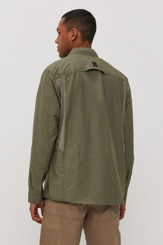 oliwkowy Wrangler - Koszula ATG