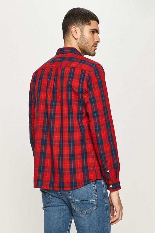 červená Wrangler - Bavlněné tričko