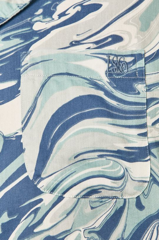 Levi's - Košeľa svetlomodrá