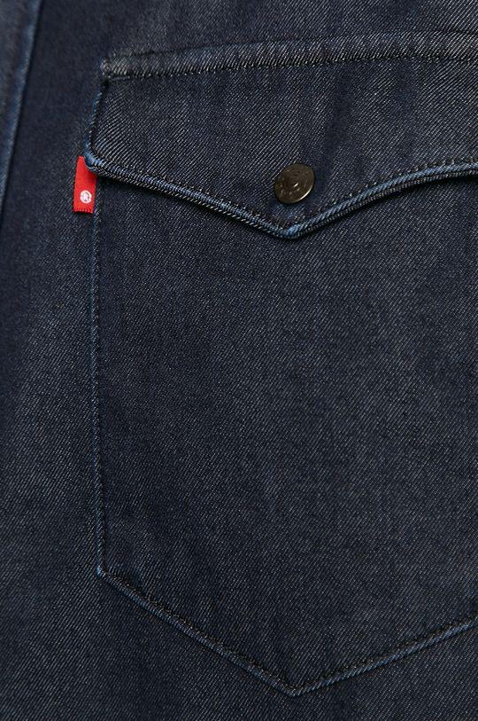 Levi's - Koszula jeansowa granatowy