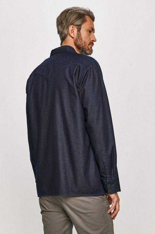 granatowy Levi's - Koszula jeansowa