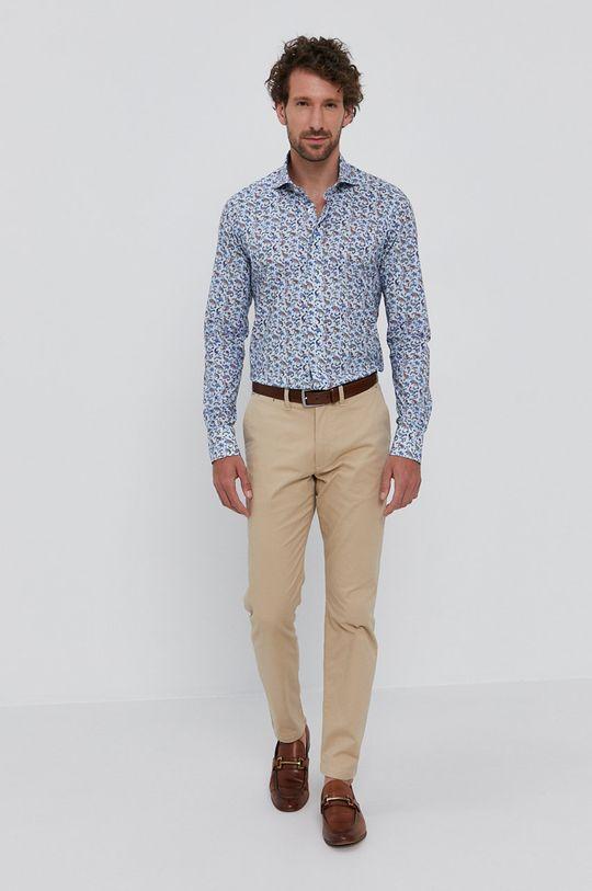 Emanuel Berg - Koszula 98 % Bawełna, 2 % Elastan
