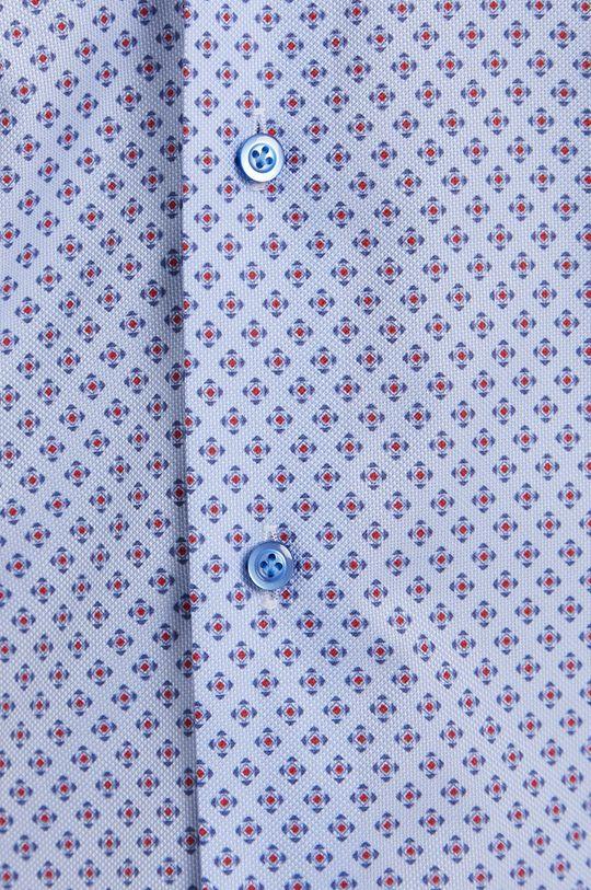 Emanuel Berg - Koszula niebieski