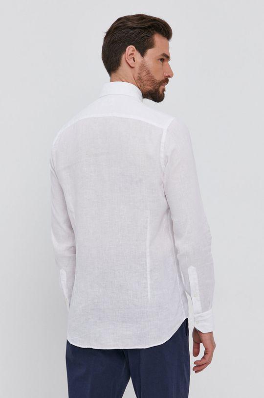 biały Emanuel Berg - Koszula