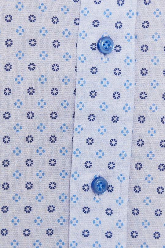 Emanuel Berg - Koszula bawełniana jasny niebieski