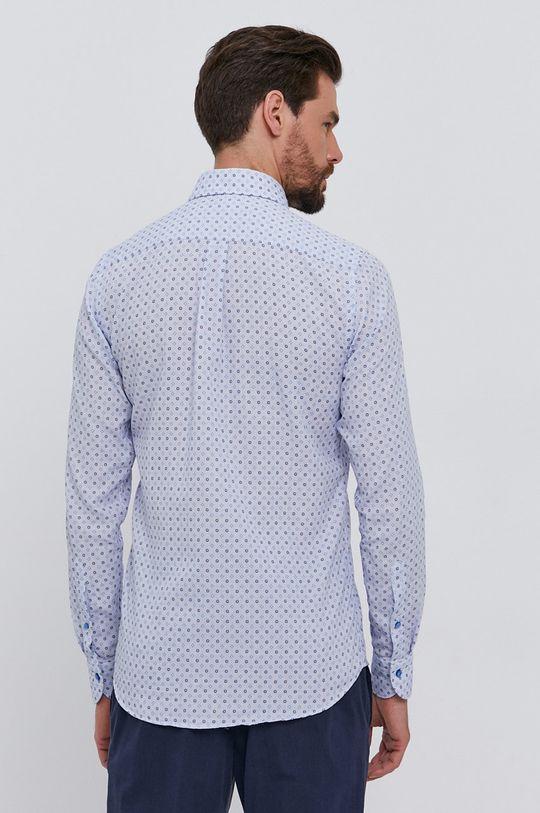 jasny niebieski Emanuel Berg - Koszula bawełniana