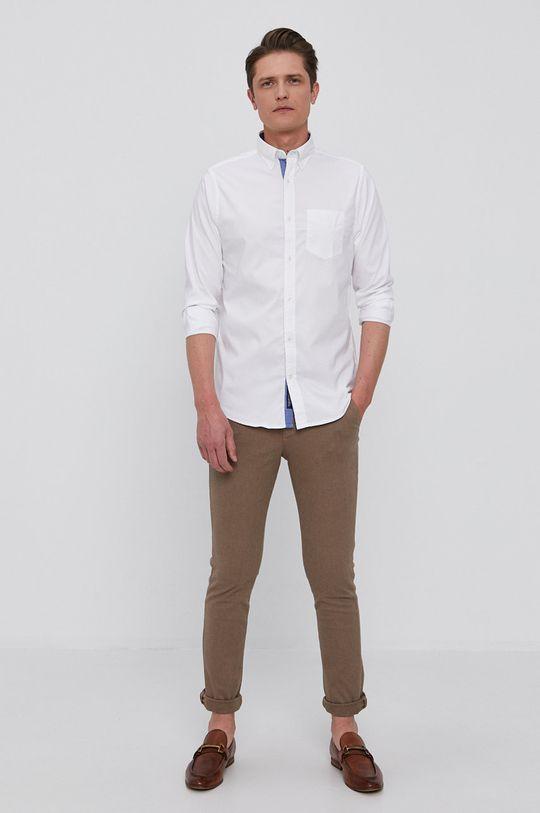 Gant - Košeľa  58% Bavlna, 3% Elastan, 39% Polyester