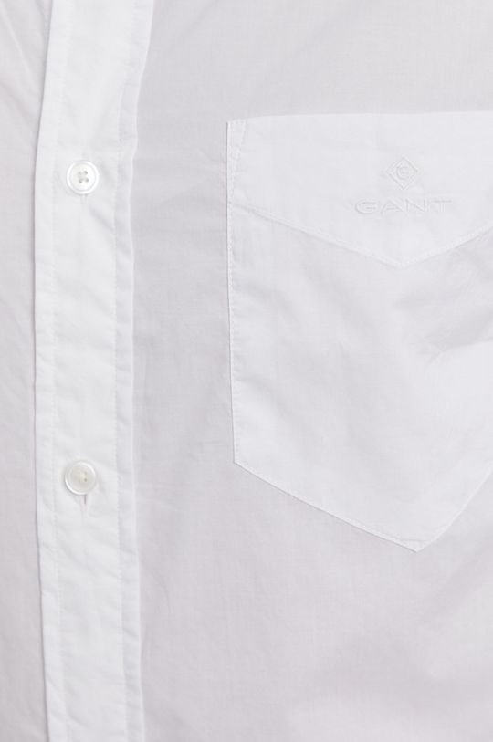 Gant - Bavlnená košeľa biela