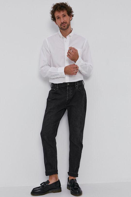 Gant - Bavlnená košeľa  100% Bavlna