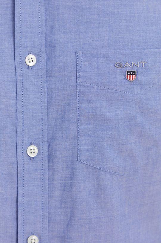 Gant - Koszula bawełniana niebieski