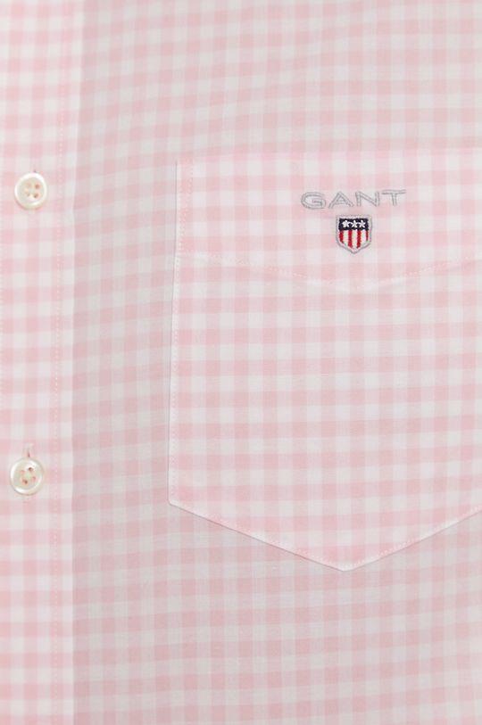 Gant - Koszula bawełniana różowy