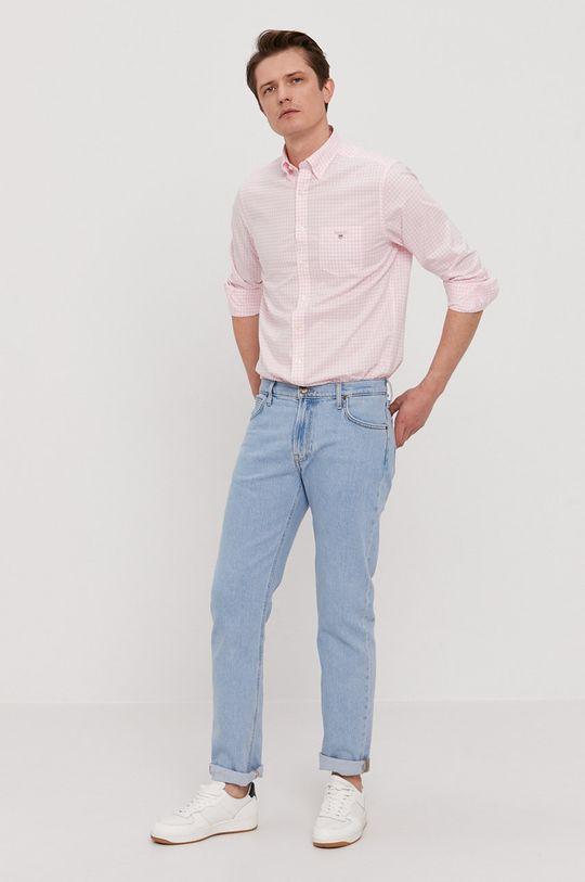 Gant - Koszula bawełniana 100 % Bawełna
