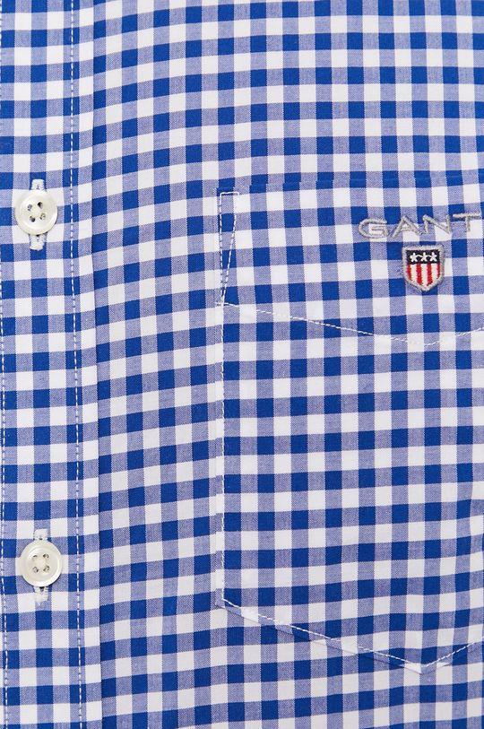 Gant - Bavlnená košeľa modrá
