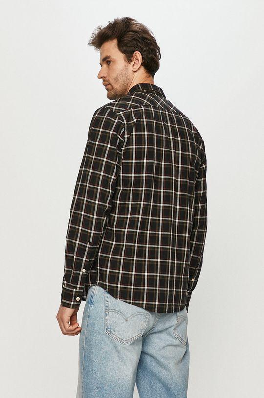 černá Lee - Bavlněné tričko