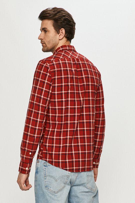czerwony Lee - Koszula bawełniana
