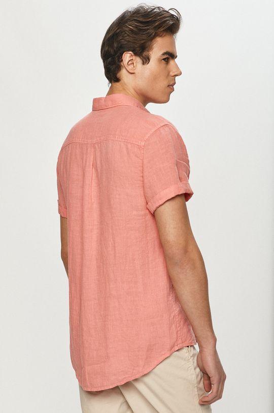 fiołkowo różowy Pepe Jeans - Koszula Adrian