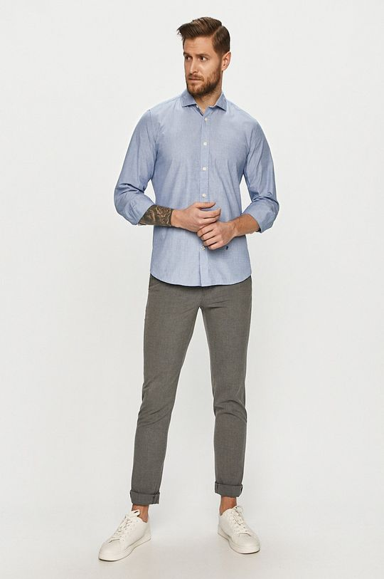Pepe Jeans - Bavlněné tričko Adam  100% Bavlna