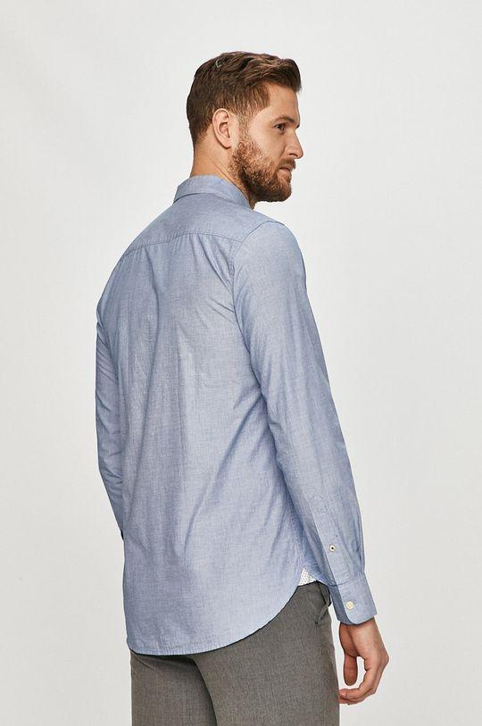 modrá Pepe Jeans - Bavlněné tričko Adam