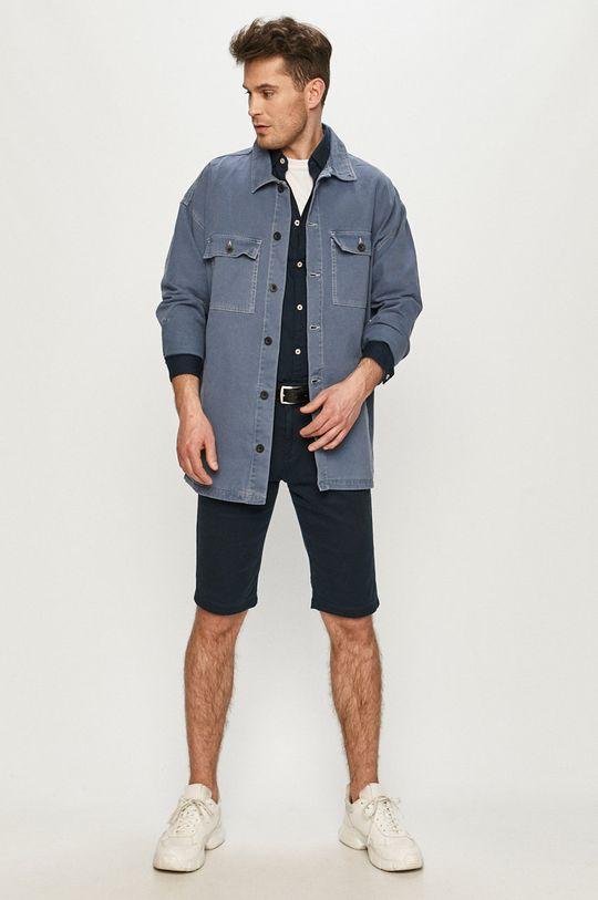 Tom Tailor - Koszula bawełniana Bawełna