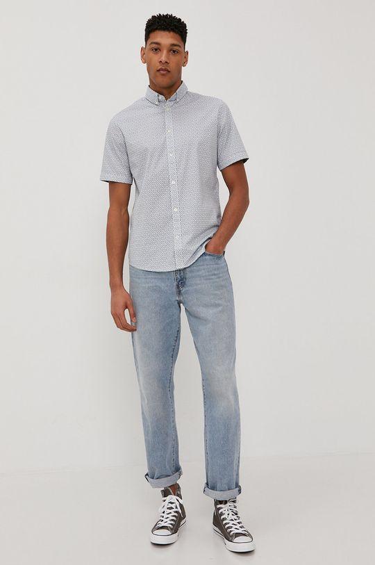 Tom Tailor - Koszula 98 % Bawełna, 2 % Elastan