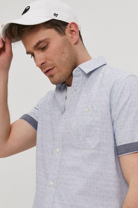 jasny niebieski Tom Tailor - Koszula Męski