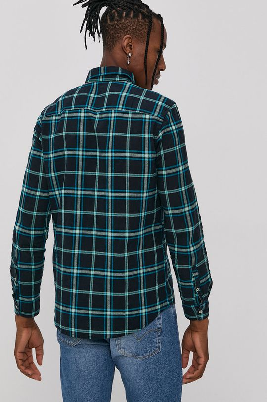 stalowy niebieski Tom Tailor - Koszula
